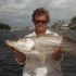 Captain Barry with a monster Snook